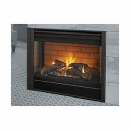 36in Left Corner Direct Vent Multi Side Top/Rear Gas Fireplace