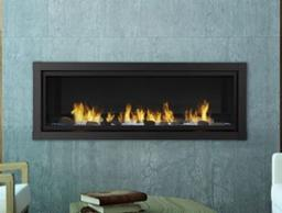 Artisan 60 Inch Vent Free Linear Fireplace