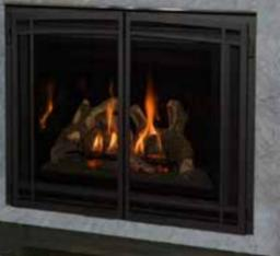 Bayport 36 Inch Gas Fireplace