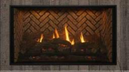 Bellingham 52 Inch Gas Fireplace