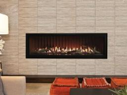 Boulevard 36 Inch Linear Direct Vent Fireplace